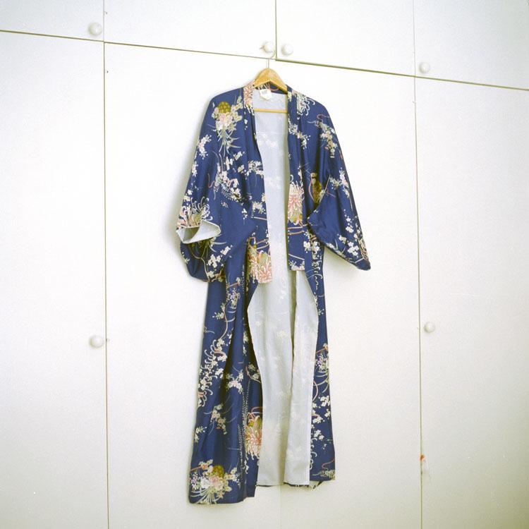 my mother's kimono